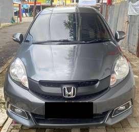 Honda Mobilio 1.5 E CVT (Matic) 2014 Abu-abu Metalik