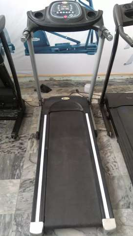 We change the treadmill Belt and Deliver In All over Pakistan