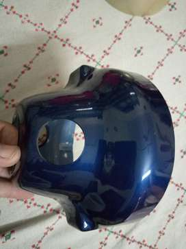 Round Headlight (Stainley) Japan for the 125 bikes.