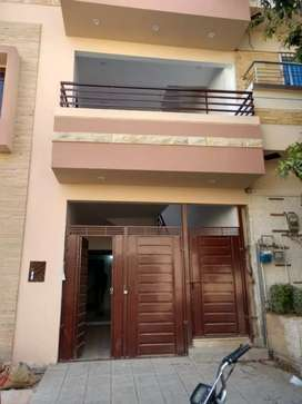 Brand New Ground +1 House for sale in Block 3 Gulistan e Jauhar