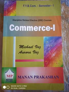 Commerce -I