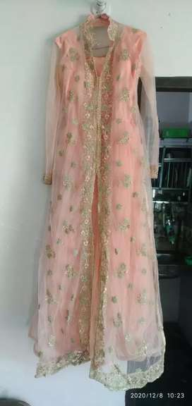 PARTY WEAR GOWN FOR SALE