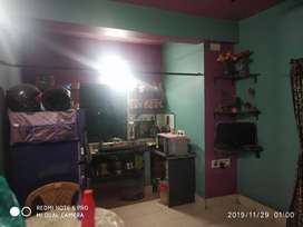 1 Semi Furnished 1BHK Flat for Rent at Barasat Larica Township