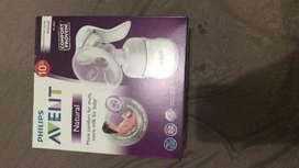 Pompa asi / breast pump, bekas / second . Merk Philips Avent Comfort