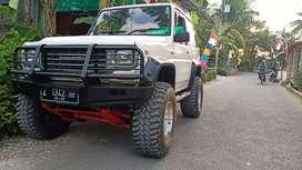Daihatsu taft 4x4 tahun 1991. Modif