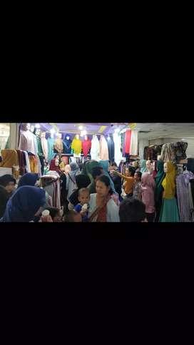 Dicari Karyawati Toko Hijab Pusat Grosir Bogor ( PGB )