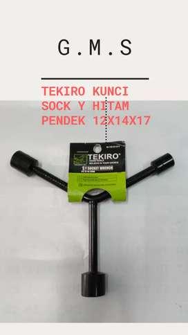 Tekiro Kunci Sock Y Pendek 12x14x17