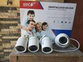 Pasang CCTV camera 2mp 1080P online HP pusat pemasangan terbaik