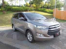 Toyota kijang Innova Reborn G at Disel, mobil bagus terawat