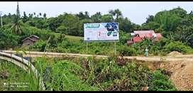 Dijual murah tanah kapling perumahan 350.000/meter