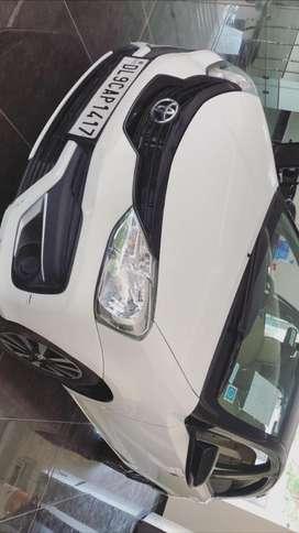 Toyota Etios Liva VX, 2017, Petrol