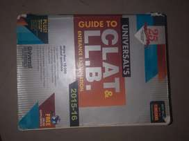 UNIVERSAL'S GUIDE TO LLB ENTRANCE EXAM (LAWCET/CLAT/AILET/LSAT)