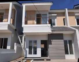 Rumah 2 lantai type 69/105m² perintis kemerdekaan dekat indogrosir √