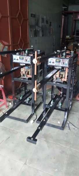 Mesin las titik/pen / spot welding manual