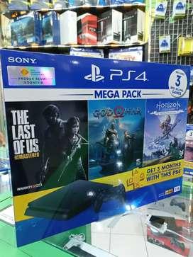 PS4 MEGAPACK 1 NEW