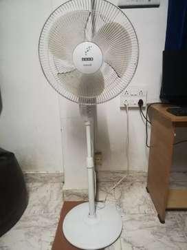 Pedestrial Fan for sale under warranty