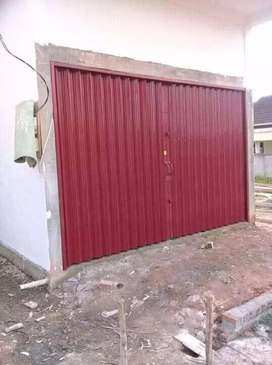 Pintu polyng gated murah