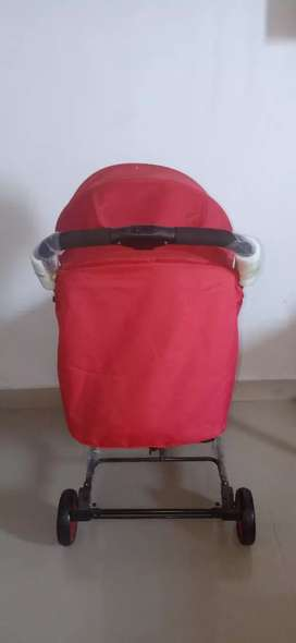 Unsued Baby Stroller With Mosquito Net