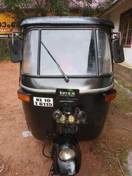 Bajaj Petrol Auto