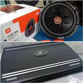 Paket JBL CLUB + Virus 4ch by Venom