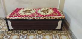 Single Bed 3*6 with Gadi