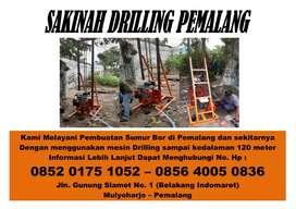 Sumur Bor / Drilling