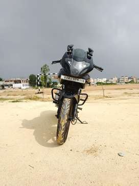 Pulsar 220F with Best Condition