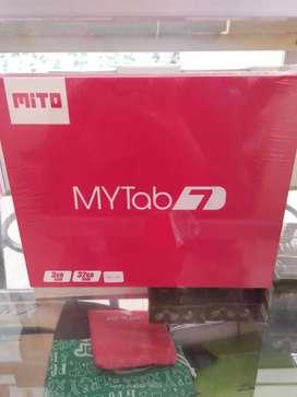 Tab my tab7 3/32gb baru garansi bisa kredit atau TT