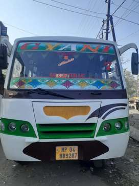 City bus in good condition