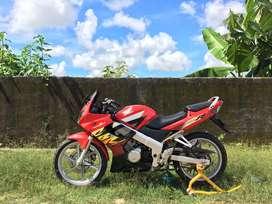 Honda CBR 150 R old Tahun 2002