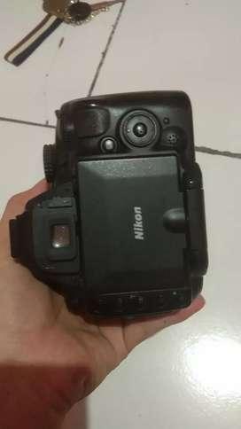 Nikon d5000 masih mulus