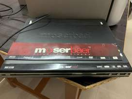 Moserbaer DVD and USB Player Dolby sound