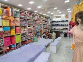 Urgent sale  ladies wear shop