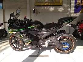 Bali dharma motor, jual Yamaha R15 THN 2014