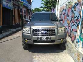 Ford Everest XLT TDCi Manual 2007