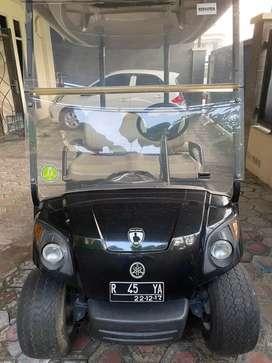 Jual cepat golf car second