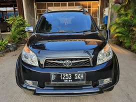 Toyota Rush S 1.5 AT 2010 Hitam