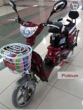 Promo murah sepeda listrik bisa kirim