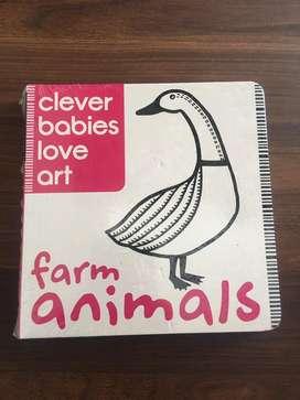 Buku Import Farm Animals