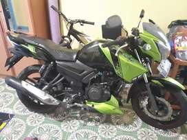 Jual motor merk tvs 160 cc
