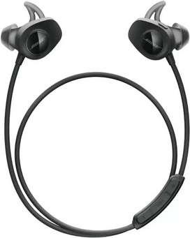Bose SoundSport, Wireless Earbuds, (Bluetooth Headphones, Black