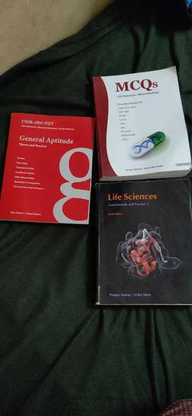 Pathfinder life science csir-net books