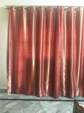 2 - Curtains (Different prices)