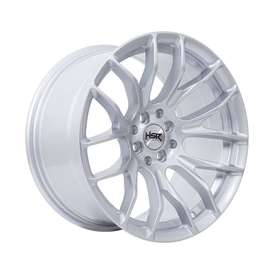 jual velg racing ring 17 oster silver utk avanza,mobilio,city,freed