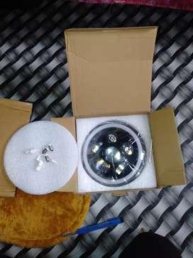 110 watt LED headlights for Royal Enfield