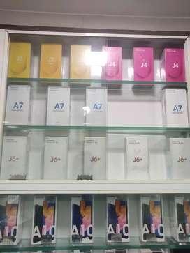Samsung J6 Plus (Samsung Warrnty)64GB-Seal Pack