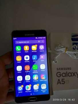 Samsung A5 2016 gold