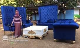 Sofa Tamu Wing Chair