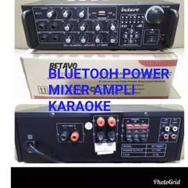 Betavo BT-788DC amplifier ampli profesional power mixer with usbsd ca
