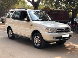 Tata Safari 4x2 VX DICOR BS-IV, 2011, Diesel